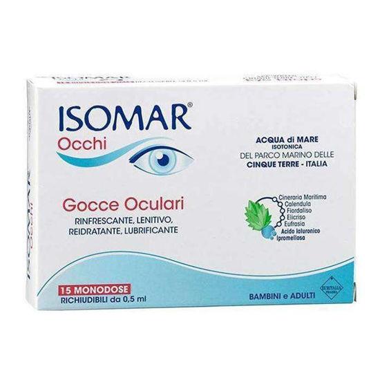 Isomar monodoze za oči, 15x0.5 mL