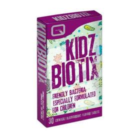 Slika Quest KidzBiotix mikroorganizmi, 30 žvečljivih tablet