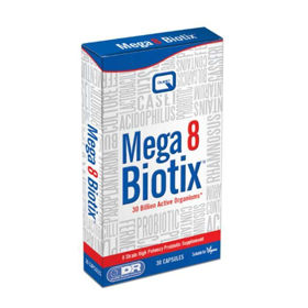 Slika Quest Mega 8 Biotix mikroorganizmi, 30 kapsul