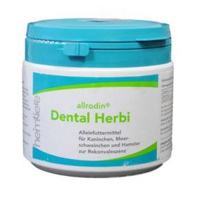 Slika Allrodin Dental Herbi prašek za male glodavce, 60 g