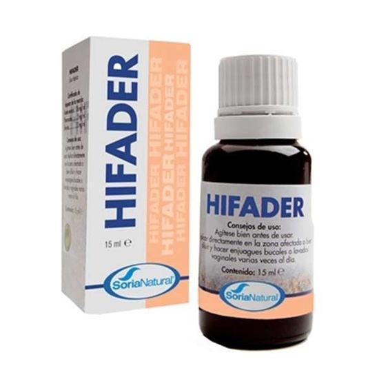 Hifader kapljice za zunanjo uporabo Soria Natural, 15 mL