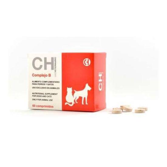 Complejo B tablete za pse in mačke, 60 tablet