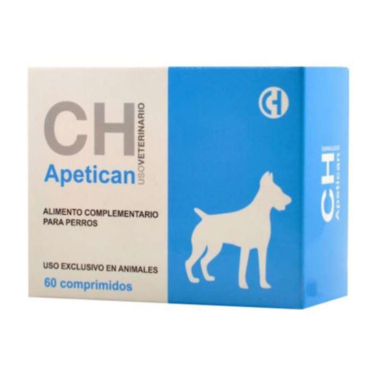 Apetican tablete za pse, 60 tablet