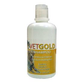 Slika Vetgold šampon za pse, mačke, konje in glodavce, 300 mL