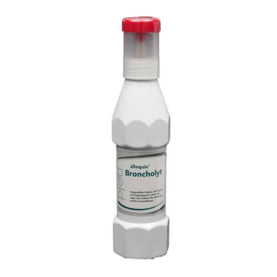 Allequin Broncholyt tekočina za konje, 300 mL