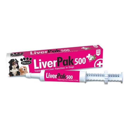 LiverPak 500 pasta za pse, 60 mL