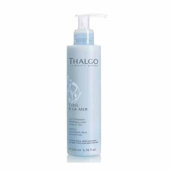 Thalgo Evil A La Mer čistilno mleko nega za normalno ali mešano kožo, 200 mL
