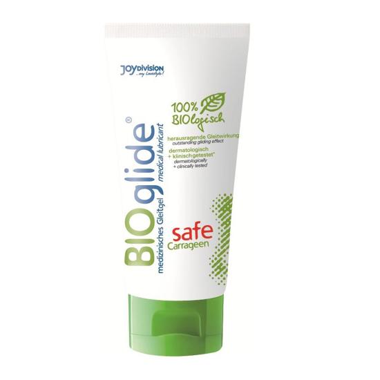 BioGlide Safe Carageen lubrikant s karagenom, 100 mL