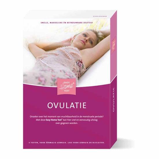 Easy Home test za določanje ovulacije, 1 test