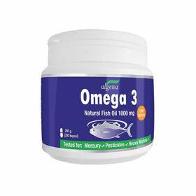 Slika Algena Blooms omega 3 1000 mg kapsule, 200 kapsul