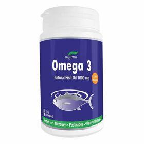 Slika Algena Blooms omega 3 1000 mg kapsule, 100 kapsul