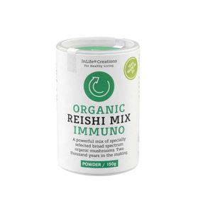 Slika Organic reishi Mix (Immuno ali Onca) prah, 150 g