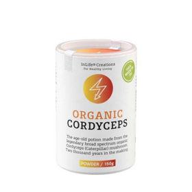 Slika Organic Cordyceps medicinske gobe - prah ali kapsule