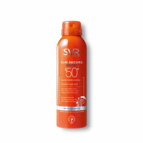 SVR Secure sprej za zaščito pred soncem SPF 50+, 200 mL