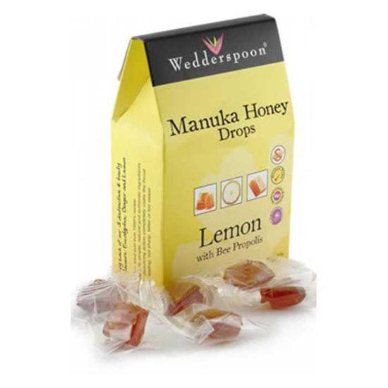 Wedderspoon manuka pastile, 20 pastil