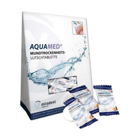 Slika Miradent Aquamed pastile za suha usta, 60 g