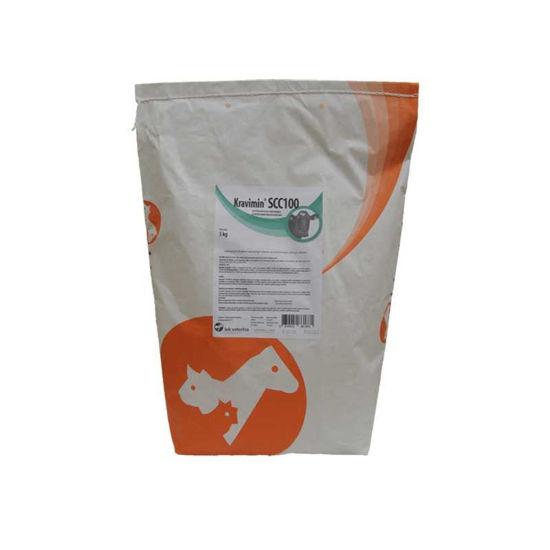 Kravimin SCC100 za podporo obnovi parkljev in kože krav, 20 kg