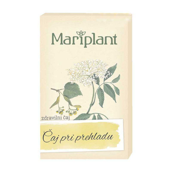 Mariplant čaj pri prehladu, 100 g