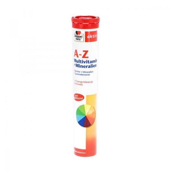 DoppelHerz Aktiv A-Ž, 15 šumečih tablet