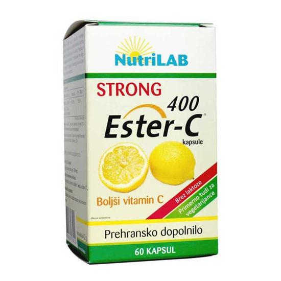 Nutrilab Strong Neutro-C 400, 90 kapsul