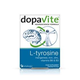 Slika DopaVite L-tyrosine, 60 tablet