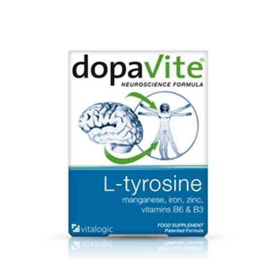 DopaVite L-tyrosine, 60 tablet