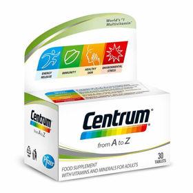 Slika Centrum od A do Ž, 30 tablet