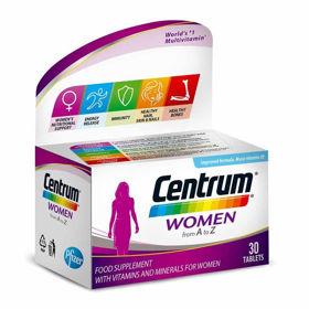 Slika Centrum Women, 30 tablet
