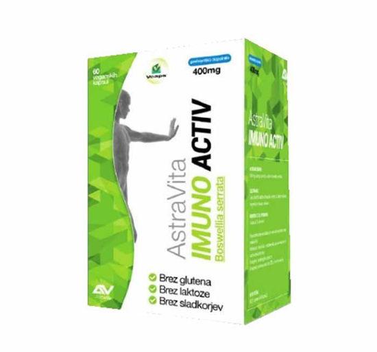 AstraVita Imuno Activ, 60 veganskih kapsul