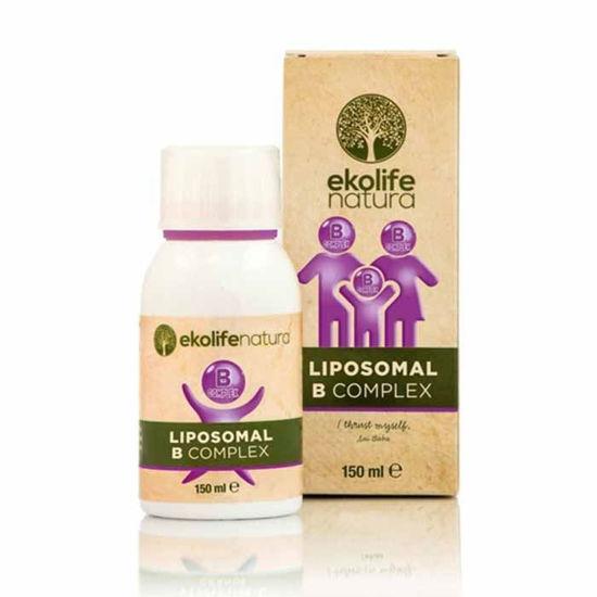 Ekolife natura liposomski B kompleks, 150 mL