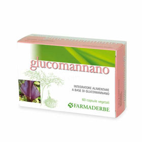 Slika Farmaderbe Nutra Glukomanan, 60 kapsul