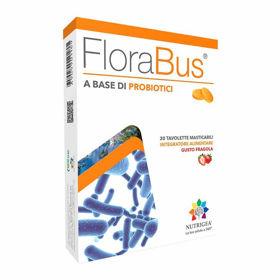 Slika Florabus, 30 žvečljivih tablet