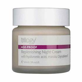 Slika Trilogy Replenishing obnovitvena nočna krema, 60 g