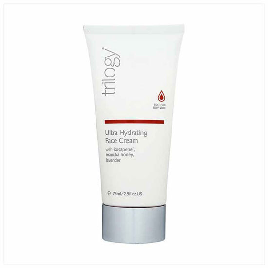Trilogy ultra vlažilna krema za suho kožo, 75 mL