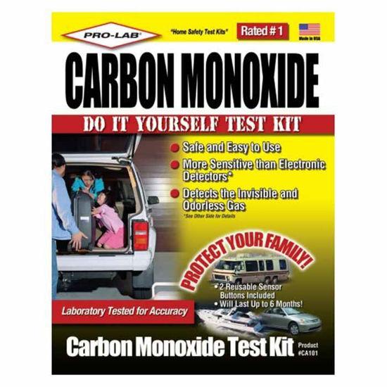 Pro-Lab test za prisotnost ogljikovega monoksida, 1 test