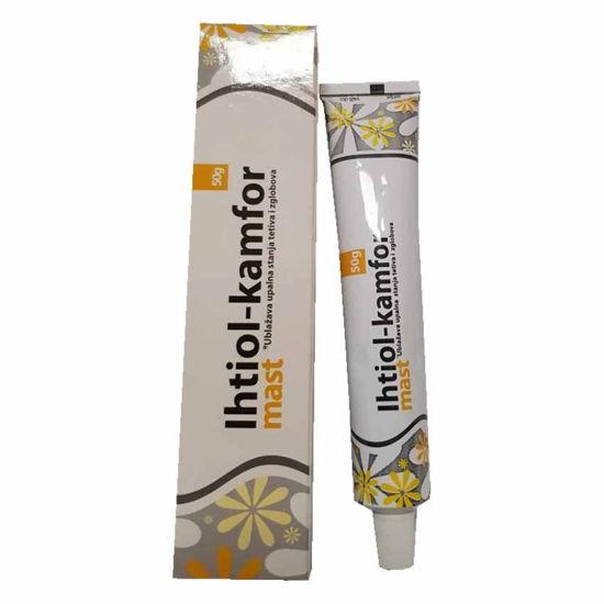Ihtiol-Kamfor ihtiolno mazilo za živali, 50 g