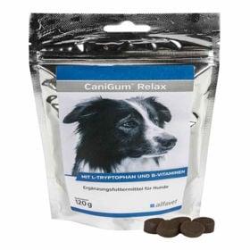 Slika Canigum Relax za pse, 30 tablet