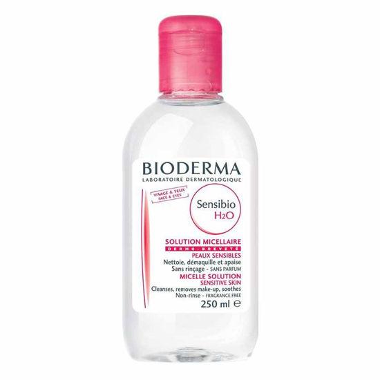Bioderma Sensibio H2O micelarni losjon, 250 mL ali 1+1 GRATIS