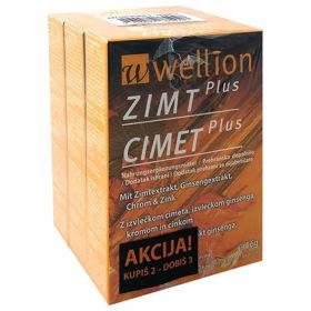 Slika Wellion Zimt Plus, 30 kapsul