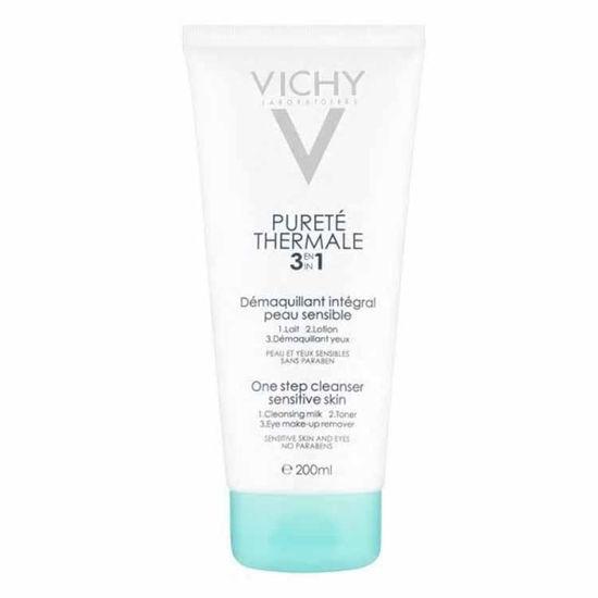 Vichy Purete Thermale micelarno mleko za občutljivo kožo, 400 mL