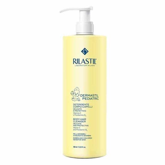 Rilastil Dermastil Pediatric šampon za lase in telo, 400 mL