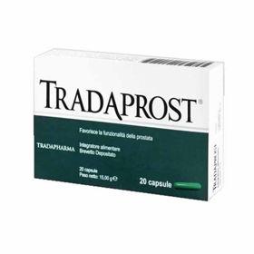Slika Tradaprost tablete za prostato, 20 tablet