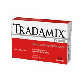 Slika Tradamix TX1000 tablete za spolno zmogljivost, 16 tablet