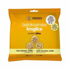 Slika Medex beljakovinske kroglice, 24 g