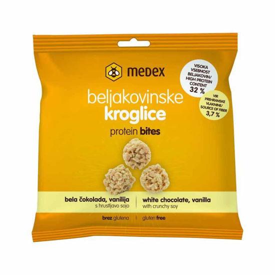 Medex beljakovinske kroglice, 24 g