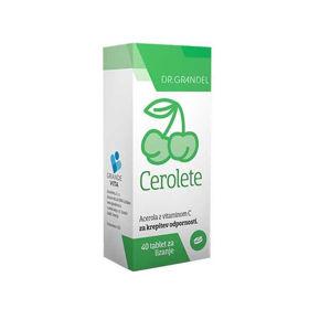 Slika Cerolete, 40 tablet