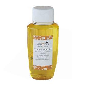 Slika Venobis Sport masažno olje, 200 ali 50 mL