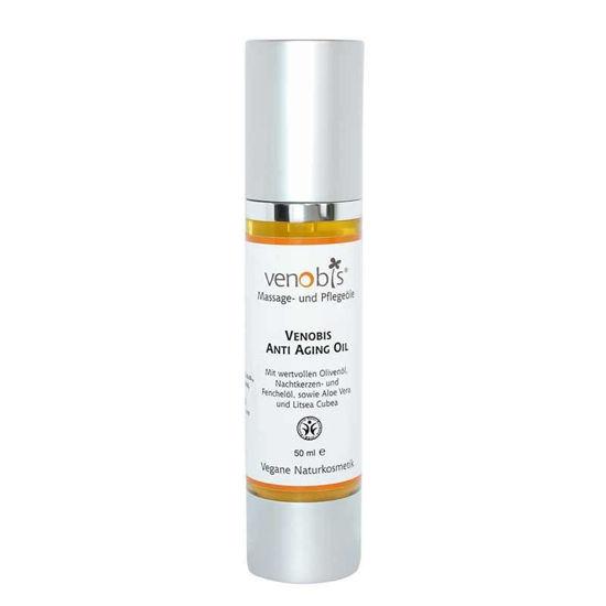 Venobis Anti Aging olje, 50 ali 200 mL
