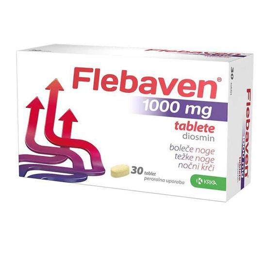 Pakiranje: 30 tablet; Koncentracija: 1000 mg