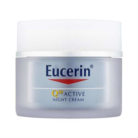 Slika Eucerin Q10 active nočna krema, 50 mL